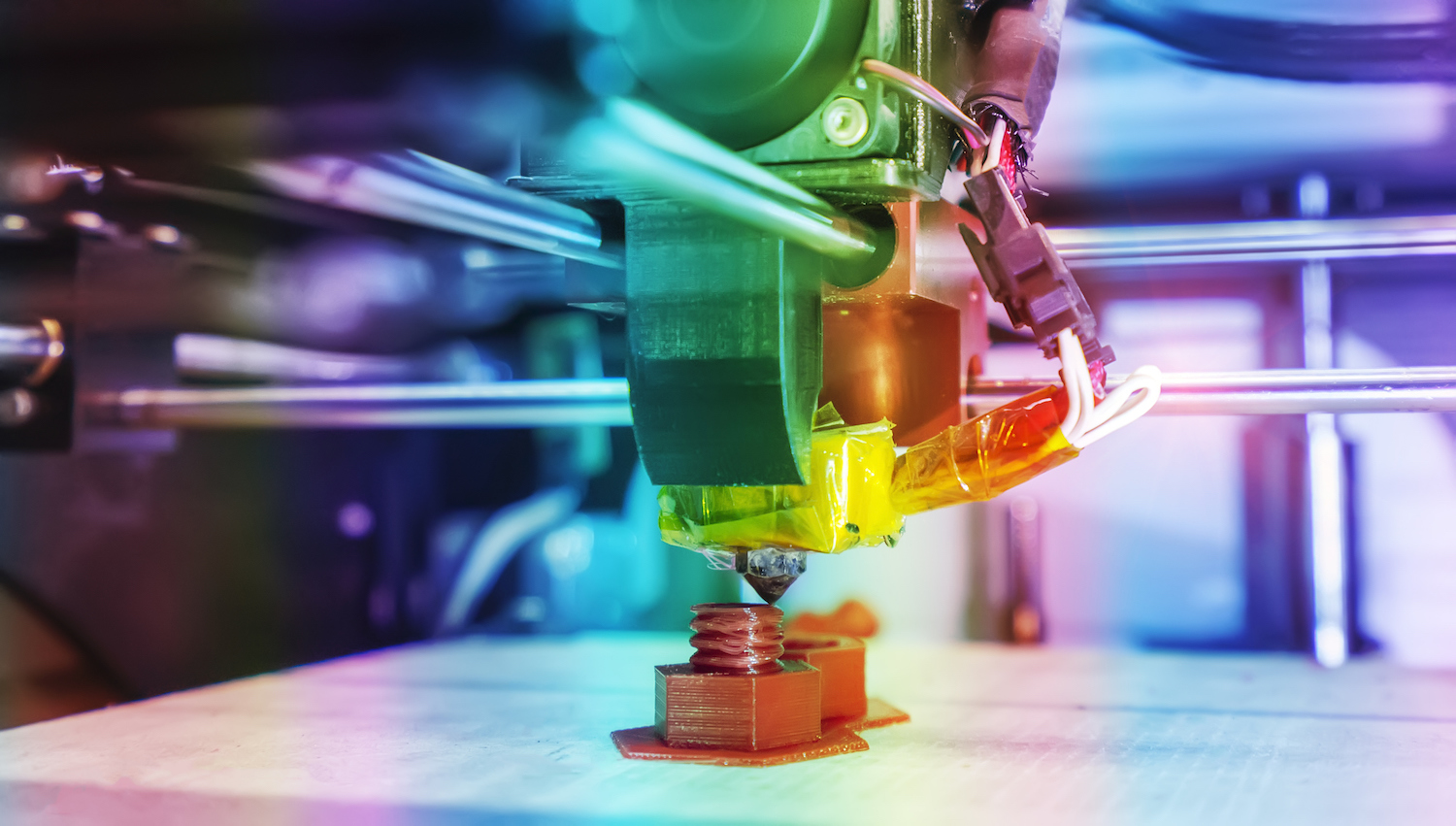 PCI uses 3-D printing to create efficiencies in injection molding process