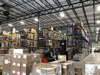 PCI secured a 46,800 square foot warehouse space located near its Mores Drive facility in Germantown, WI