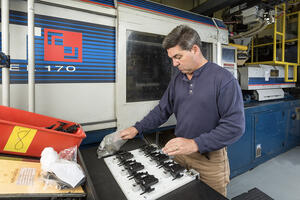 Syracuse Plastics of North Carolina offers robust post-molding services