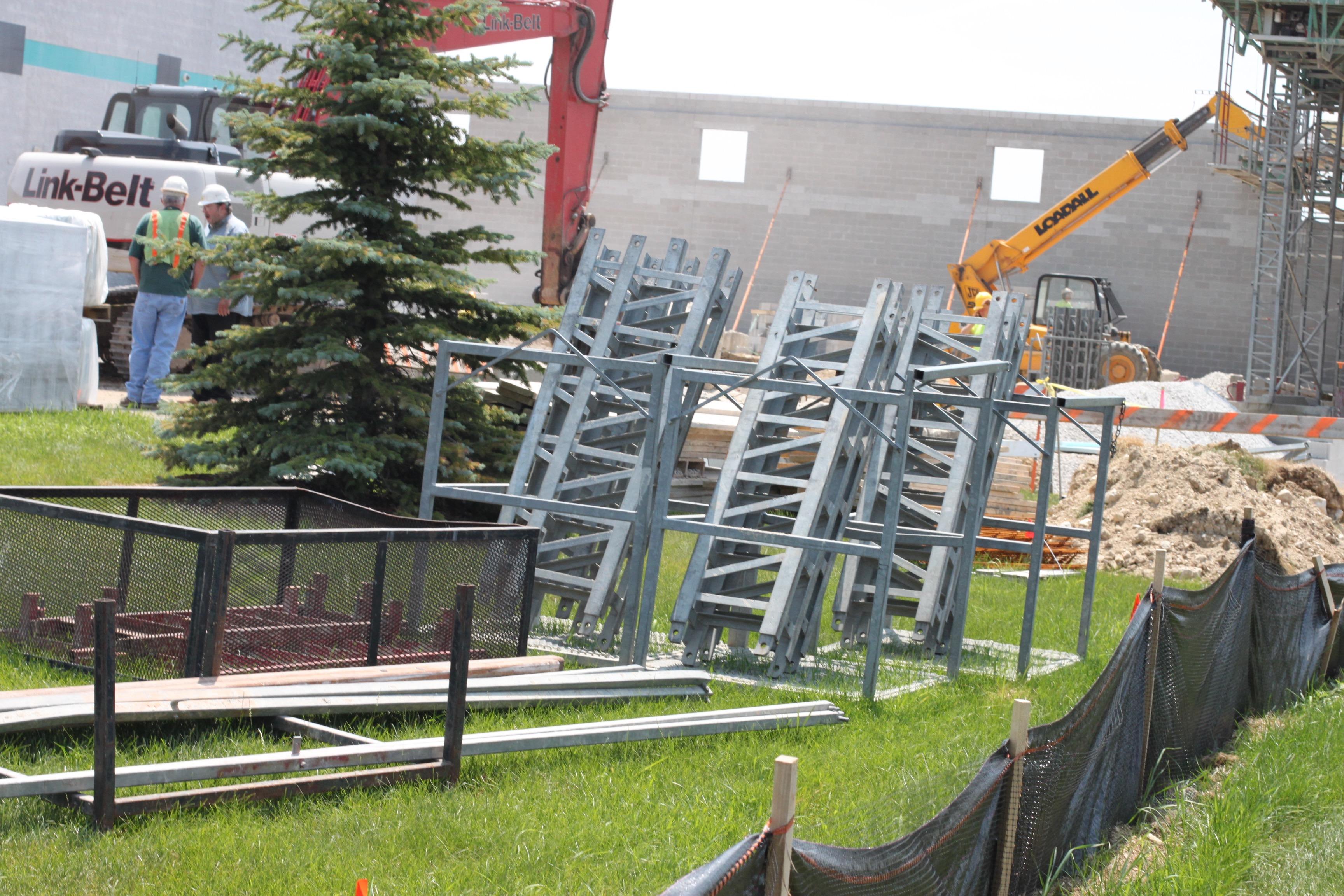 Bunsen Construction