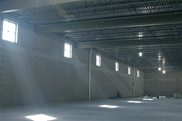 Bunsen Construction - Interior